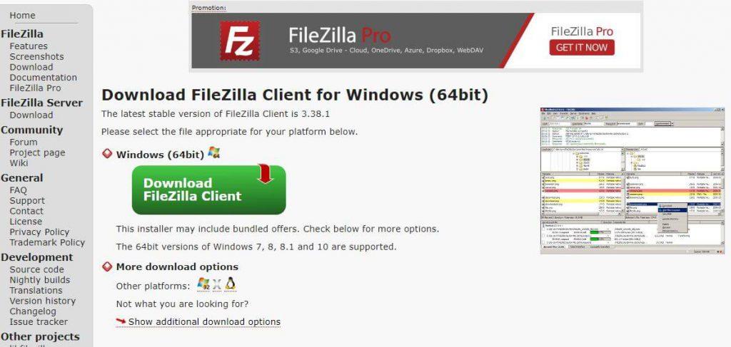 FileZilla2
