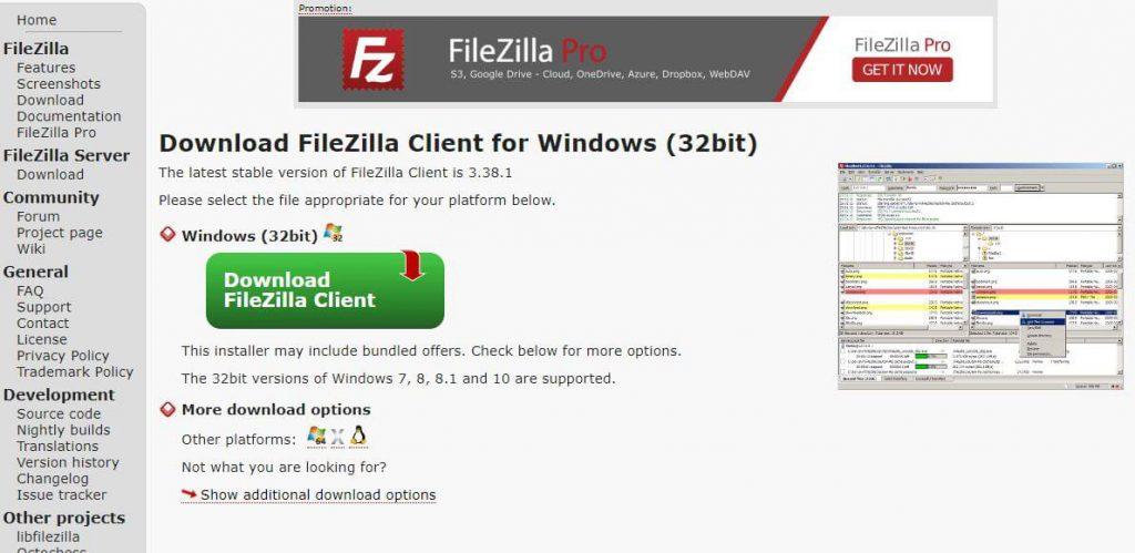 FileZilla3